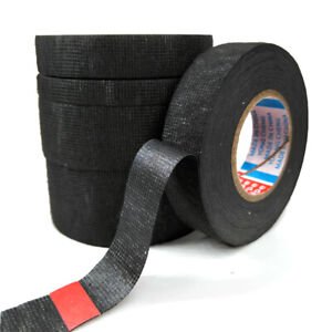 Cloth Tape Wire Electrical Wiring Harness Car Auto Suv Truck 19mm*15m Solid  Tape   eBayeBay