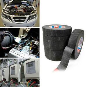 Tesa-Tape-Roll-Adhesive-Cloth-Automotive-Wiring-Harness-Heat-Sound-P3O7