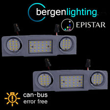 FOR VOLKSWAGEN TIGUAN TOURAN SHARAN 48 LED FRONT INTERIOR ROOF COURTESY LAMP