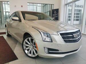 2015 Cadillac ATS Premium AWD