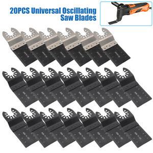 20PCS-MIX-lame-de-scie-oscillante-outil-multi-Multifonction-tool-pour-FEIN-Bosch