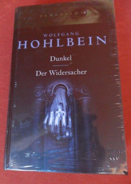 """Doppelband von Wolfgang Hohlbein """"DUNKEL"""" + """"DER WIDERSACHER"""" (Geb. Ausgabe)"""