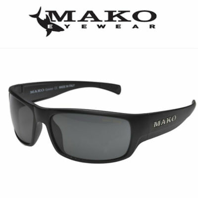 Hat Mako SLEEK Glass Copper Mirror Sunglasses Fishing Polarised 9371 MO1 G3SX