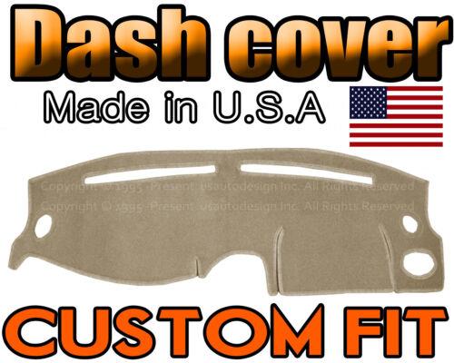 Fits 1995-1999 HYUNDAI ACCENT DASH COVER MAT DASHBOARD PAD BEIGE