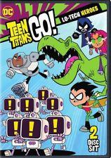 Teen Titans Go Season 4 Part 2 - DVD Region 1