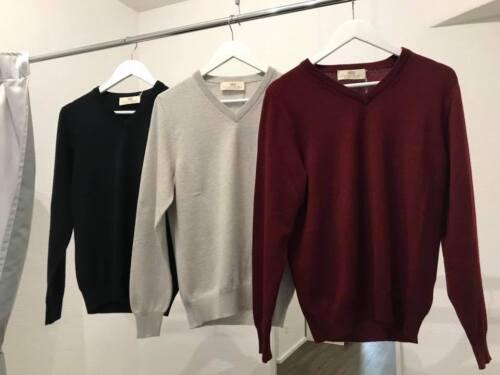 V Finezza 12 Puro Loro Man Uomo Piana Maglione Filati Cashmere Ucash02 Sweater n4WqITHd