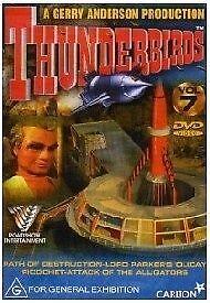 Thunderbirds : Vol 7 (DVD, 2003) Gerry Anderson