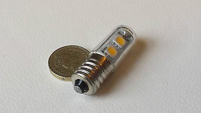 2 X PCS 1W 220V LED FRIDGE LIGHT MINI BULB For Fridge Refrigerator E14 SES Lamps