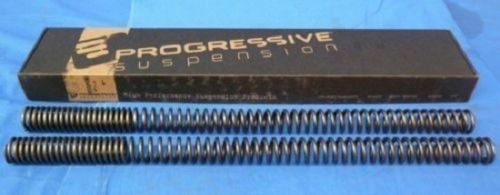 Progressive Fork Spring Kit 2000-2007 Harley FXSTD Softail Deuce # 11-1131