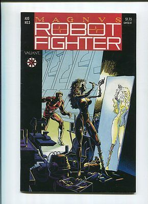 Open-Minded Magnus Robot Fighter 3 Nm- Valiant With Trading Card Cbx1k Always Buy Good 1991
