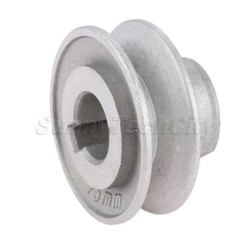 Poulie Courroie Dia 45mm-120mm machine à coudre pièces détachées timming transfert roue