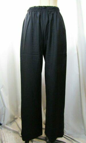 ZORAN Elastic Waist Pants Size Medium