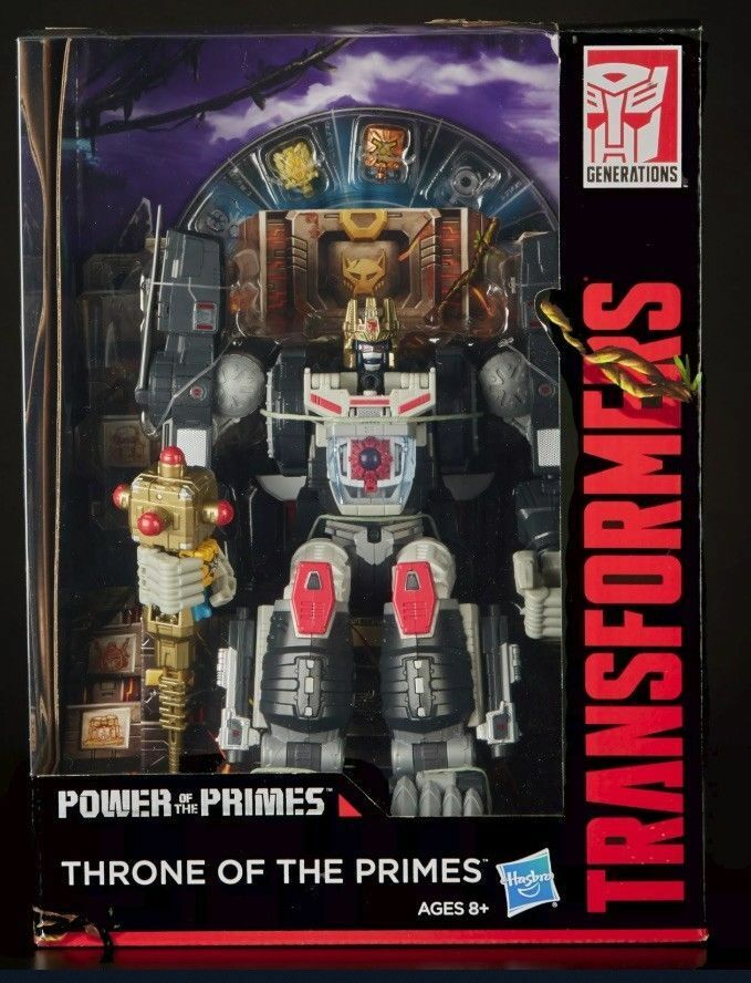 SDCC 2018 Hasbro Transformers Generations Power of the Primes Optimus Primal  A