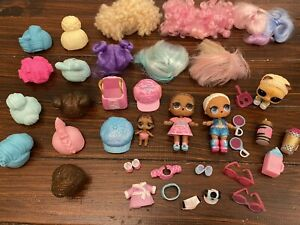 Genuine-Lol-Doll-Bundle-bigger-surprise-set-eye-spy-with-accessories