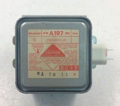 A197 Sharp Microwave Oven Magnetron SM240H L2
