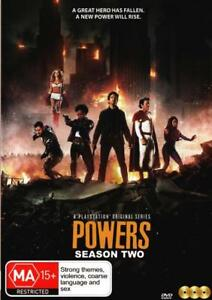 Powers-Season-2-DVD-NEW-amp-SEALED