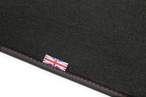 2017 Exclusive Union Jack Tappetini Per Land Rover Discovery 5 V ab Bj