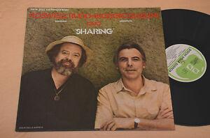 GIORGIO GASLINI LP SHARING 1°ST ORIG ITALY JAZZ 1978 NM ! UNPLAYED ! MAI SUONATO