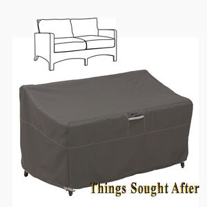 Cover For Large Patio Loveseat Outdoor Sofa Furniture Love