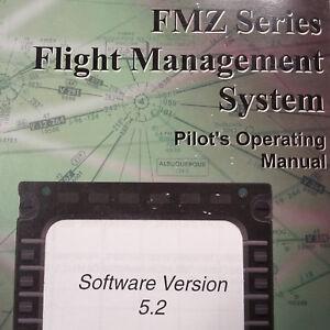 honeywell fmz series flight management system pilot s operating rh ebay ie Flight Operations Procedures Flight Ops