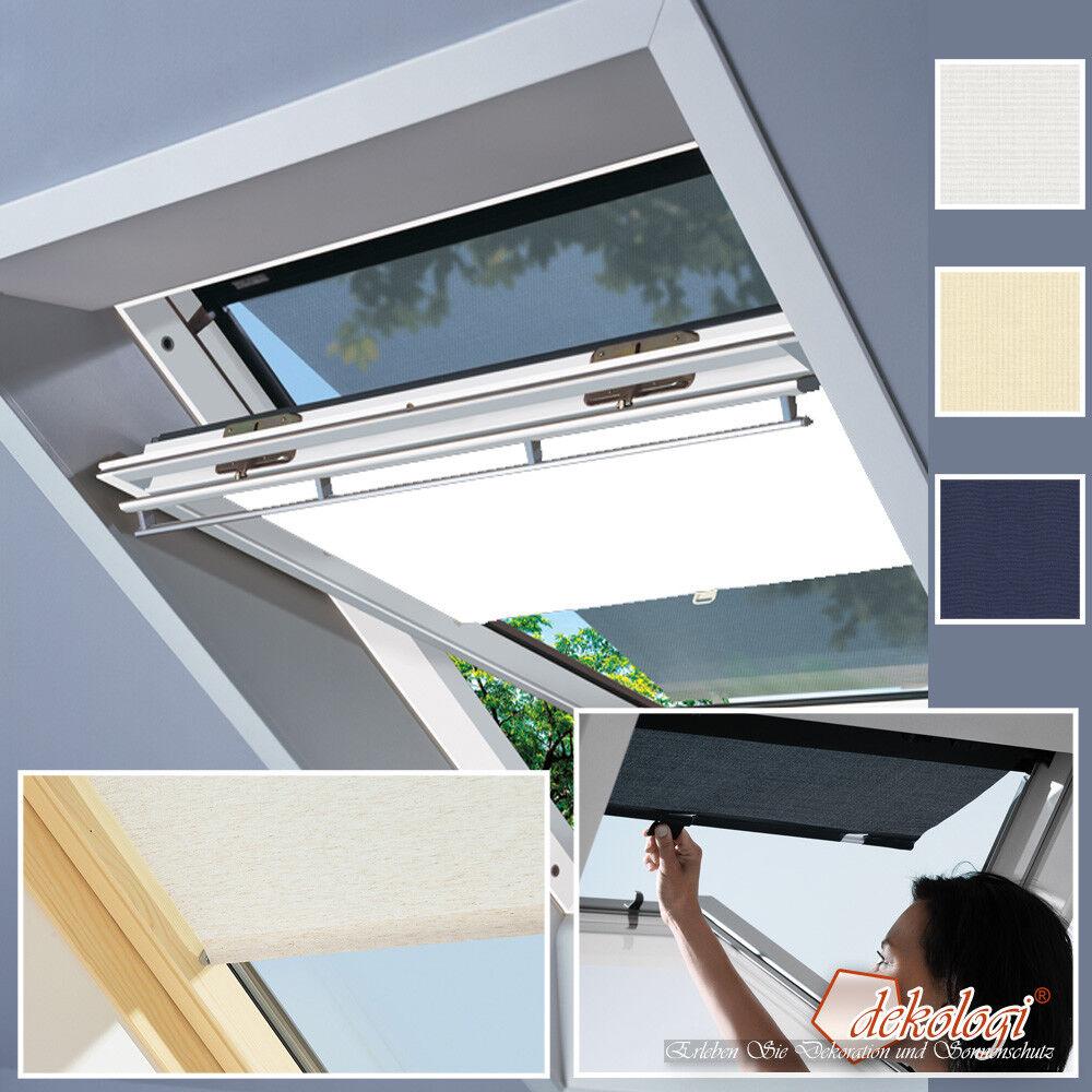 Velux Sichtschutz-Rollo + Hitzeschutzmarkise für Dachfenster GGL GPL GTL GHL ROP   Shopping Online