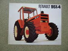 2543 ArmaTrac 502FG-504 Obstgarten Traktoren Prospekt