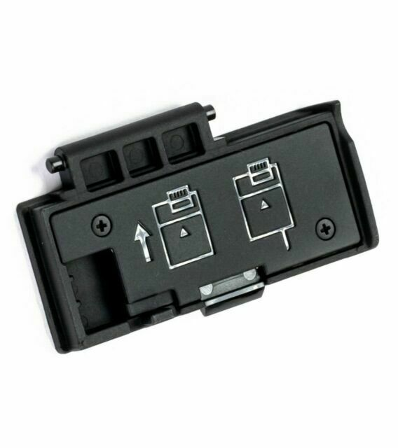 Canon Genuine Battery Door Cover For Canon 600D T3I CG2-3000 Repair Part NEW