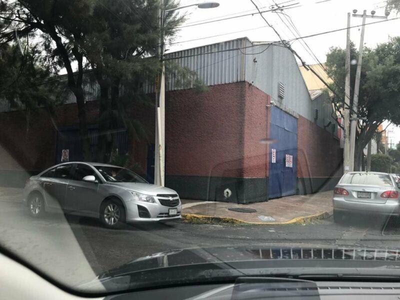 BODEGA EN RENTA CERCA DE MARINA NACIONAL