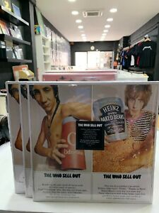 The Who 2LP Sell Out 2021 Versiegelt