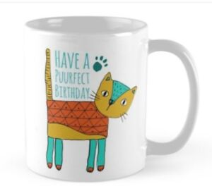 Image Is Loading Cat Lovers Birthday Gift Present For Lover