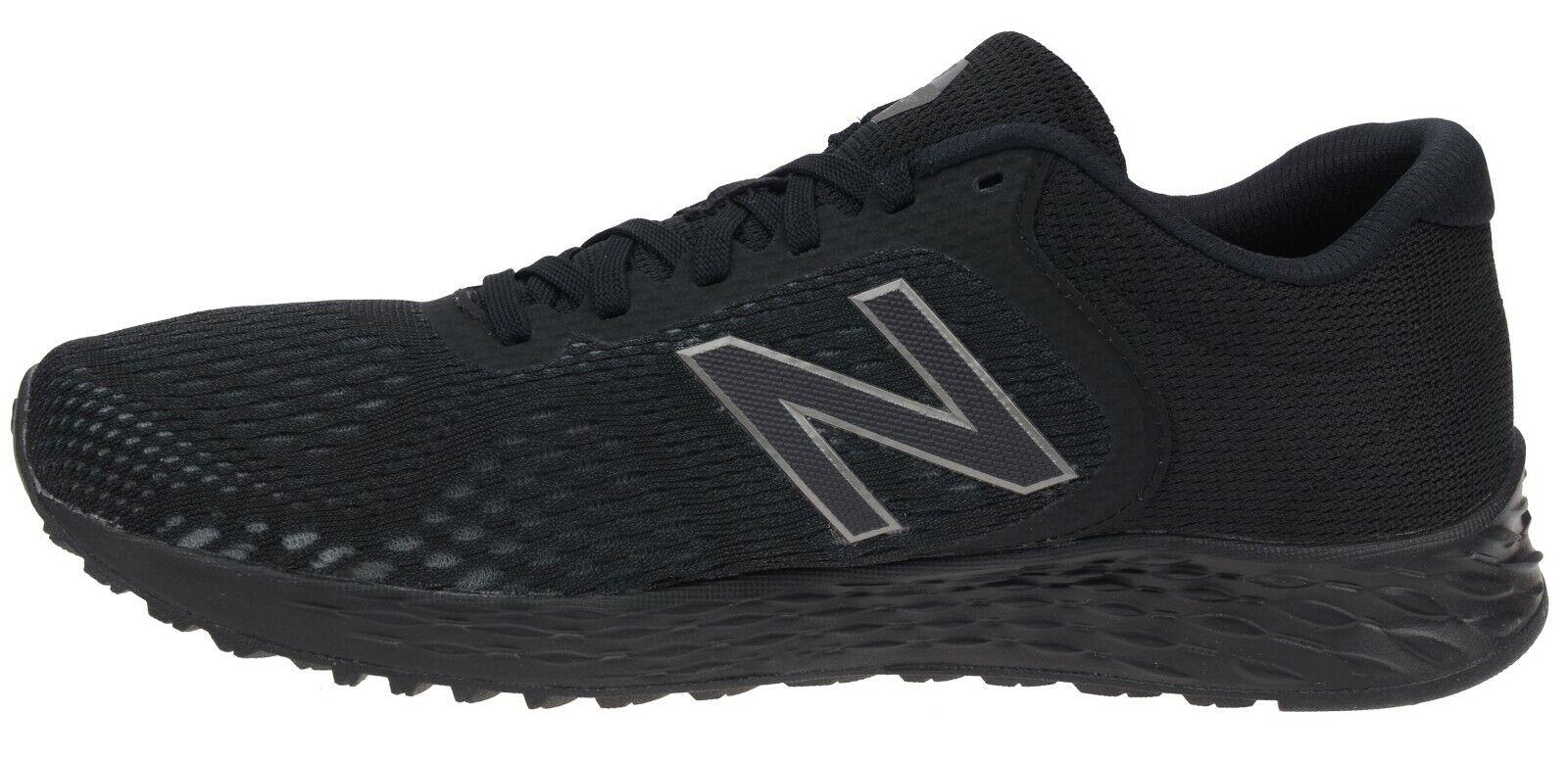 New Balance MARISLA2 Fresh Foam Arishiv2 Mens Wide Black Neutral Running shoes