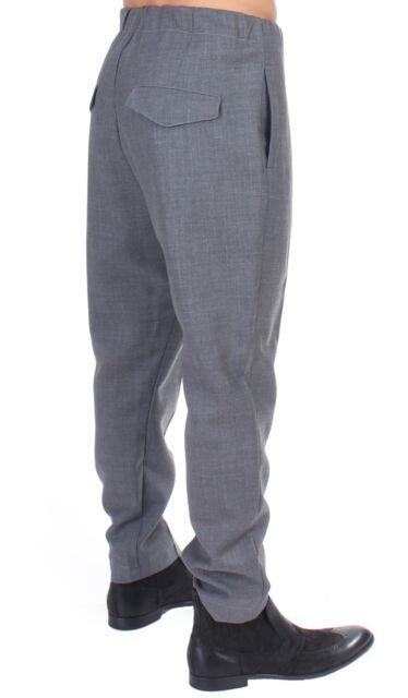 IT48 RRP $340 COSTUME NATIONAL C/'N/'C Pants Green Corduroy Slim Fit Jeans W34