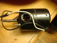 Heater Defroster 12 Volt Single Speed Motor