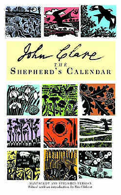 1 of 1 - Clare, John, Shepherd's Calendar, Very Good Book