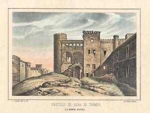 Espana-Salamanca-Castillo-de-Alba-de-Tormes