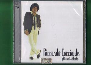 RICCARDO-COCCIANTE-GLI-ANNI-70-DOPPIO-CD-NUOVO-SIGILLATO