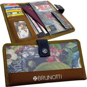 BRUNOTTI-Damen-Geldboerse-Brieftasche-Geldbeutel-Portemonnaie-Damengeldtasche-NEU