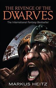 The-Revenge-Of-The-Dwarves-by-Markus-Heitz-NEW-Book-FREE-amp-Pap