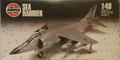 Airfix 9 05101 Sea Harrier FRS Mk1 1:48 Neu und versiegelt
