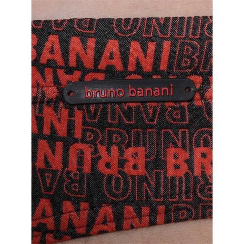 Bruno Banani Mini Lettering SWIM Rot Schwarz 2202-1522 S  L  XXL NEU