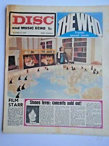 DISC-amp-MUSIC-ECHO-December-13th-1969-Ringo-Starr-Stones-Who-Box-Tops
