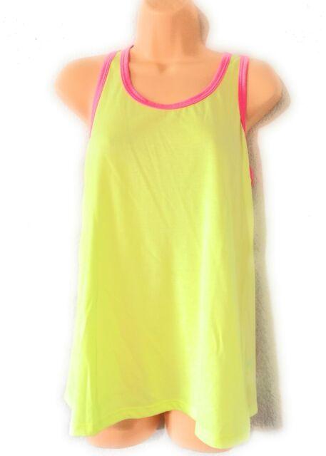c89a76f590c36f Athletic Works Women s Core Active Racerback Tank Size S for sale ...