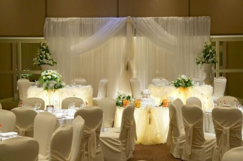 Chair Covers Spandex Lycra Wedding Banquet Anniversary Party Decor