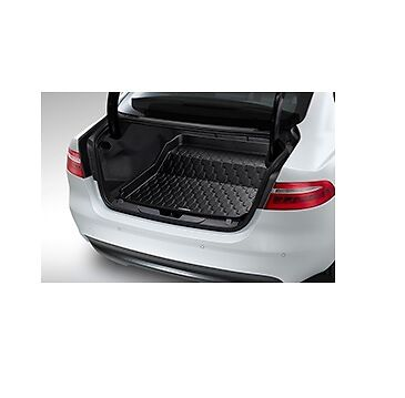 GENUINE JAGUAR XE LUGGAGE COMPARTMENT RUBBER LINER - T4N7500