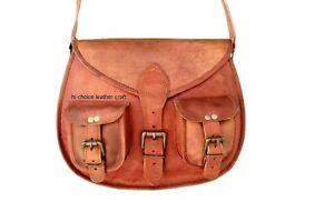 Hobo-Women-Handbag-Shoulder-Stuffs-Purse-Leather-Bag-Tote-Messenger-Crossbody