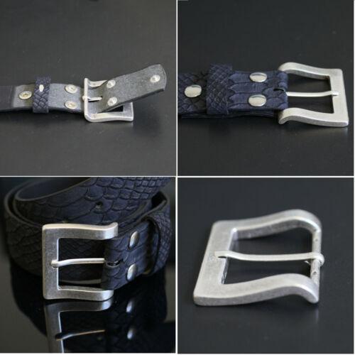 Wechselgürtel Ledergürtel Druckknopfgürtel Made in Germany Echt Leder LG41