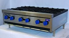 New Blue Flame Natural Gas Countertop Hot Plate Bfhp Grill 2 4 6 Burner