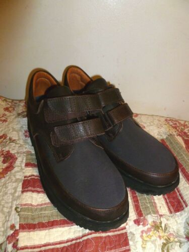 Men's XSENSIBLE by P.W. MINOR Ortho Brown Shoes wi