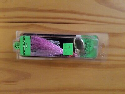 Oregon Tackle Salmon Sniper mooching Rig Hot Pink /& Light Pink