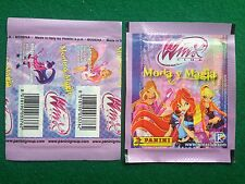 1 BUSTINA WINX CLUB (MODA Y MAGIA) sigillata sealed packet PANINI Sticker